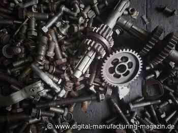 KI-Bilderkennung: Maschinenteile leichter identifizieren und buchen - Digital Manufacturing