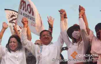 Validan triunfo del Profe Michel en Puerto Vallarta - Quadratín Jalisco
