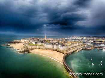 Seaside Saint-Malo In Brittany Has A Canadian Connection, A History Of Privateers And Great Food - Forbes