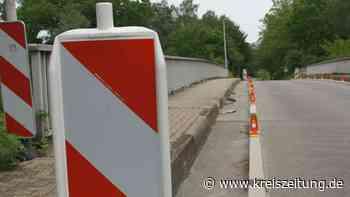 Sanierung der Brücke am Thingplatz in Verden-Dauelsen: Es ist allerhöchste Eisenbahn - kreiszeitung.de