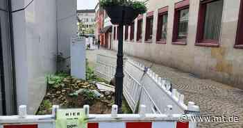 Update: So geht es mit der Baugrube am Kleinen Domhof weiter - Mindener Tageblatt