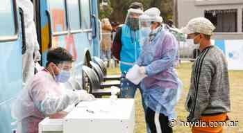 El Operativo Sanitario llega al Mercado de Abasto en Ampliación Palmar - Hoy Dia Córdoba
