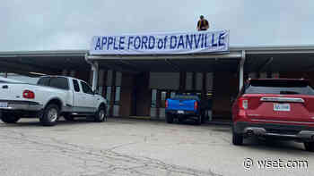 Apple Ford of Lynchburg purchases Barkhouser Ford Lincoln dealership in Danville - WSET