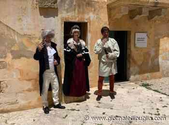 'Castello di Gallipoli - Un mare di storie. Un viaggio experience' - Giornale di Puglia