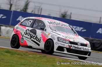 Automovilismo: Bustos clasificó cuarto en La Plata - Noticiasdel6.com