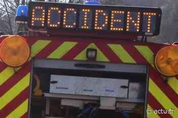Accident près de Falaise : un jeune homme transporté en urgence absolue au CHU de Caen - actu.fr