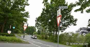 Erhebliche Schäden durch den Schwerlastverkehr an dieser Straße in Verl - Neue Westfälische