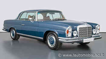 Mercedes W111, restomod a tutta potenza. - L'Automobile - l'Automobile - ACI