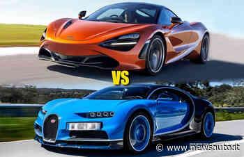 Differenza tra supercar e hypercar, cosa c'è oltre alla potenza? - NEWSAUTO