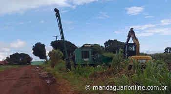 Trabalhador morre eletrocutado na região - Mandaguari Online