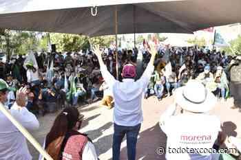 Tlaxcoapan ya ganó con Tavo Magaña - Tlaxcoapan Hidalgo - Noticias de Texcoco