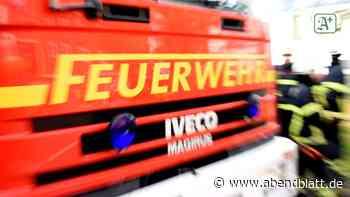 Bewohner bei Wohnungsbrand in Wahlstedt verletzt - Hamburger Abendblatt