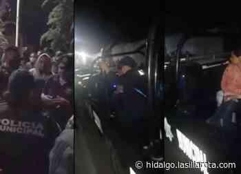 Rescatan a mujer de linchamiento en Actopan; fue acusada de intento de robo - La Silla Rota