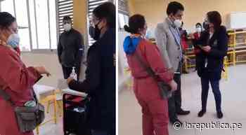 Chiclayo: inician investigaciones a personera de Perú Libre por presunto delito electoral lrnd - LaRepública.pe
