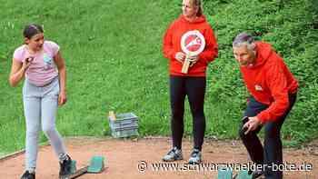 Deutsches Sportabzeichen - Sportabzeichen in Mötzingen bringt alle zusammen - Schwarzwälder Bote