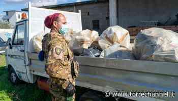 Giugliano in Campania- Attività interforze 'Terra dei Fuochi' - Torrechannel