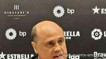 Fernando Gómez Colomer deja el Benigànim por el CD Castellón - Levante-EMV