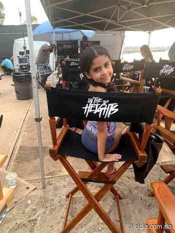 Analía Gómez, una niña dominicana de 10 años que triunfa en Hollywood - El Dia.com.do