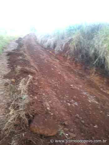 Rio Bonito: melhorias nas estradas rurais, garantia de escoamento da produção - J Correio do Povo