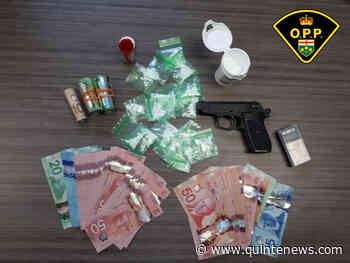 Four charged after drug bust on Whites Road in Quinte West - Quinte News