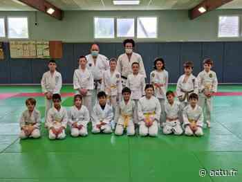 Eure. Gaillon-Aubevoye : le club de Judo retrouve ses tatamis - actu.fr