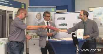 Neunburg vorm Wald: Investition in die Wirtschaft – Neuner Insektenschutz baut aus - Oberpfalz TV