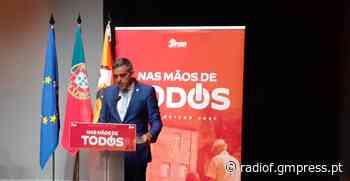 Carlos Chaves Monteiro, na qualidade de candidato à Câmara da Guarda pelo PSD, disse que só este neste ano de 2021, vão ser criados na Guarda «mais de mil empregos muitíssimo qualificados» - Rádio F - 105.8FM
