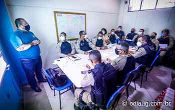 Guarda Municipal de Belford Roxo realiza seminário sobre Chefia e Liderança - O Dia