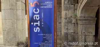Na Guarda, já está a decorrer a 5ª edição do Simpósio Internacional de Arte Contemporânea - Rádio F - 105.8FM