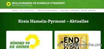 Grüne Aerzen / Emmerthal wählen Kandidatinnen und Kandidaten - neue Woche