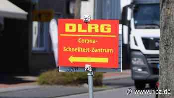 Kritische Frage der Testkunden: Betrug bei Corona-Schnelltests: Thema kommt bei DLRG in Bohmte an - noz.de - Neue Osnabrücker Zeitung