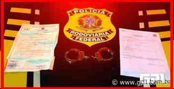 Jovem que estava foragido da Justiça é preso pela PRF em Piripiri - GP1