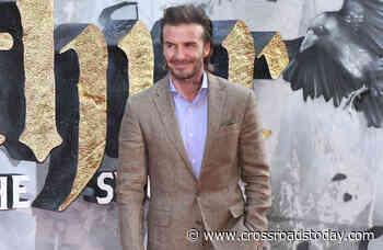 David Beckham 'eyes a $14.1m super yacht' - Crossroads Today