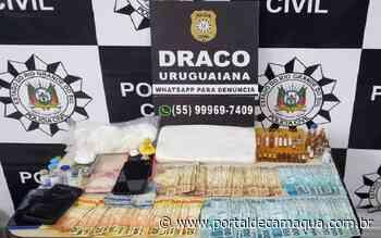 Técnica de enfermagem do Hospital Santa Casa, em Uruguaiana, é presa em flagrante pela Polícia Civil - Portal de Camaquã