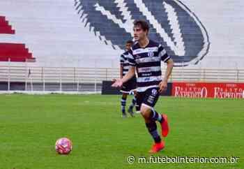 Após empréstimo ao Batatais, João Pedro retorna ao XV de Piracicaba - Futebol Interior - Futebolinterior
