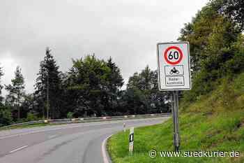 Blumberg: Ärger am Randen durch Motorradraser – Die Polizei kündigt Kontrollen an - SÜDKURIER Online