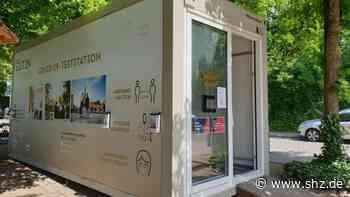 Für Besucher Eutins und der Festspiele: Johanniter und Eutin GmbH öffnen zusätzliche Corona-Teststation am Alten Bauhof   shz.de - shz.de