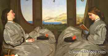 """La belleza del día: """"Compañeras de viaje"""", de Augustus Leopold Egg - infobae"""