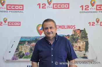 Humberto Muñoz Beltrán, nuevo secretario general de la FSS-CCOO - Alerta