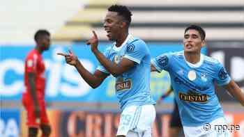 Sporting Cristal venció 2-0 ante Sport Huancayo por la fecha 8 de la Liga 1 - RPP Noticias