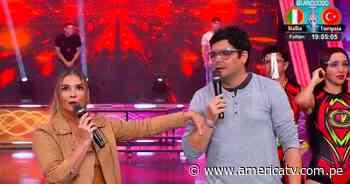 EEG: Johanna San Miguel hizo contundente aclaración tras impasse con Pancho y Facundo - América Televisión