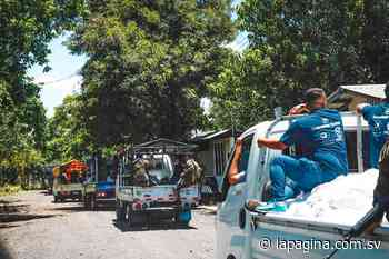 Gobierno reparte paquetes alimentarios para familias de San Miguel - Diario La Página