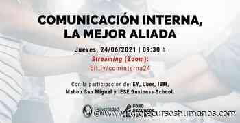 La comunicación interna en Mahou San Miguel durante la pandemia - Foro Recursos Humanos