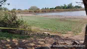 ¡Se seca el dique Mariquita y descubre restos óseos en Mocorito! - LINEA DIRECTA