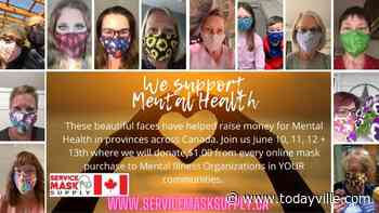 Loss of Brother to Addiction and Mental Illness Inspires Sister to Raise Money by Selling Face Masks. - Todayville.com