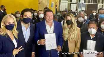 Se lleva Diego Rosas diputación de Huixquilucan con 70 mil votos - Excélsior