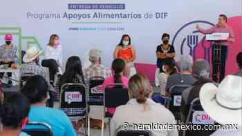 José Rosas Aispuro anuncia ampliación de programa alimentario para personas más vulnerables - El Heraldo de México