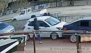 Lomas de Zamora: Espectacular asalto a un automovilista en Ingeniero Budge - InfoRegión