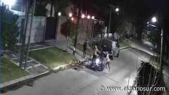 Robaron en Lomas de Zamora, se cambiaron de ropa y escaparon - El Diario Sur