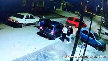 Lomas de Zamora: asaltaron a una familia con una niña pequeña en brazos - El Diario Sur